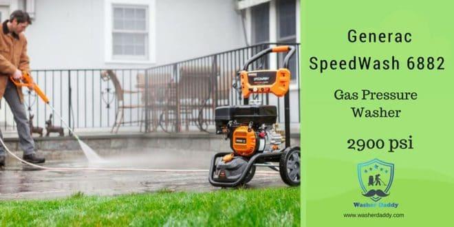 Generac SpeedWash 6882 2900 PSI
