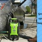 Greenworks GPW1501 1500 PSI Pressure Washer