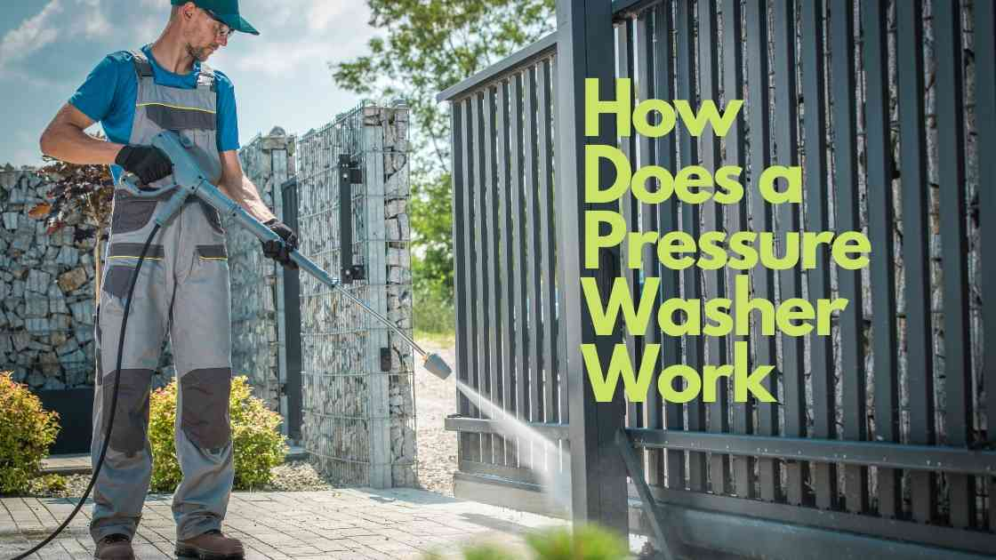 How Does a Pressure Washer Work Guide