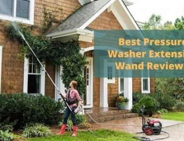 Best Pressure Washer Extension Wand
